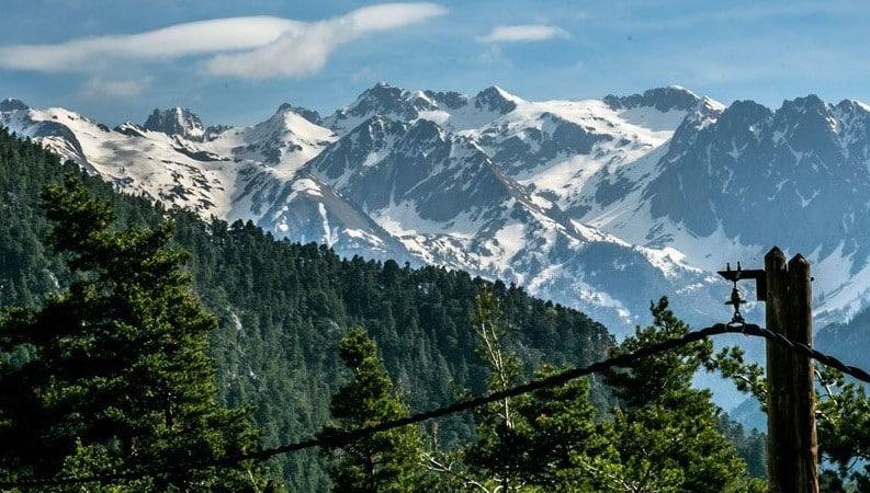 montagnes alpes maritimes